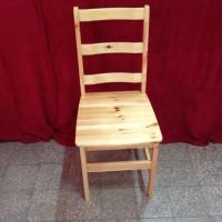 Léces szék íves